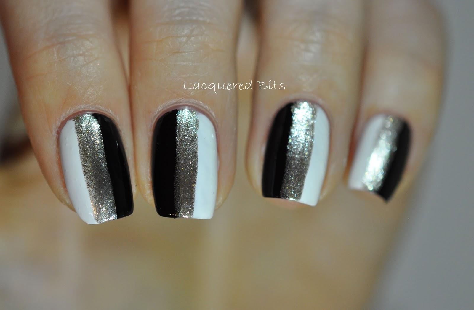 Glamorous stripes