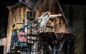 Humperdinck: Hänsel und Gretel - Hanna Hipp, Jennifer Davis, Gerhard Siegel - Royal Opera House (Photo Clive Barda/Royal Opera )