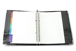 Binder Notes