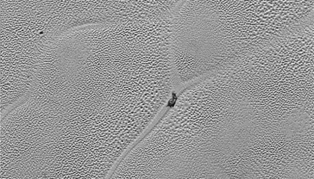 NASA Admits There's Something Bizarre Hiding In Plain Sight On PLUTO's Surface