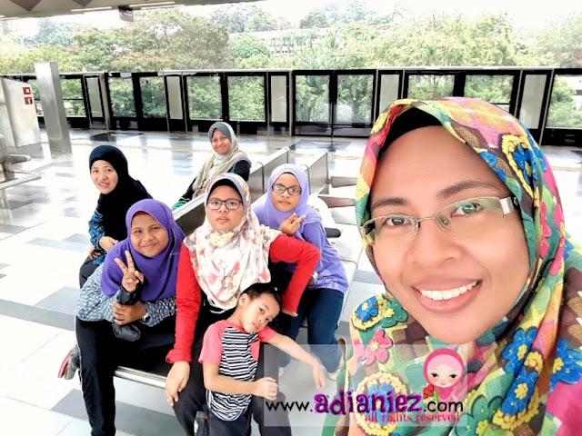 MRT | Seronok Jelajah Dari Cheras Ke Sungai Buluh