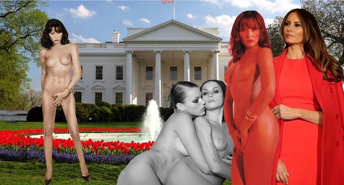 Melania Trump, de modelo porno indocumentada  a Primera Dama de Estados Unidos