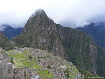 NAMC montessori classroom activity ideas exploring seven wonders of the world machu picchu