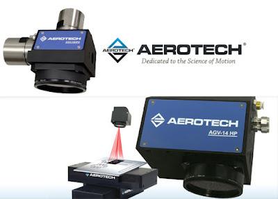 Aerotech Galvanometer