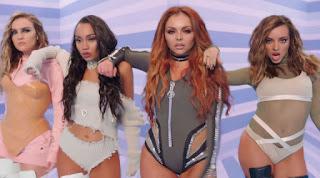 Little Mix Musique Video Premiere 'Touch'