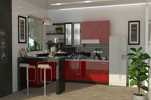 Jual Kitchen Set Gresik Kitchen Set Aluminium Gresik 089675669181