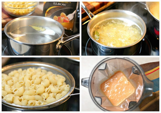 easy and quick mac and cheese recipe