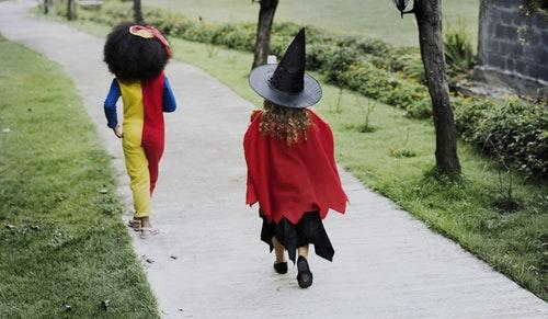 Five Tips Healthy Halloween