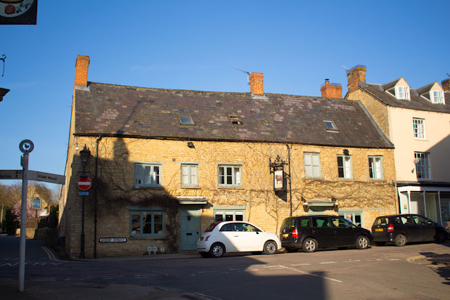 The Bull Inn, Chalbury