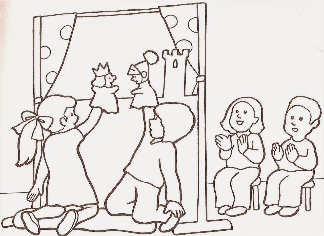 dzień przedszkolaka w przedszkolu scenariusz