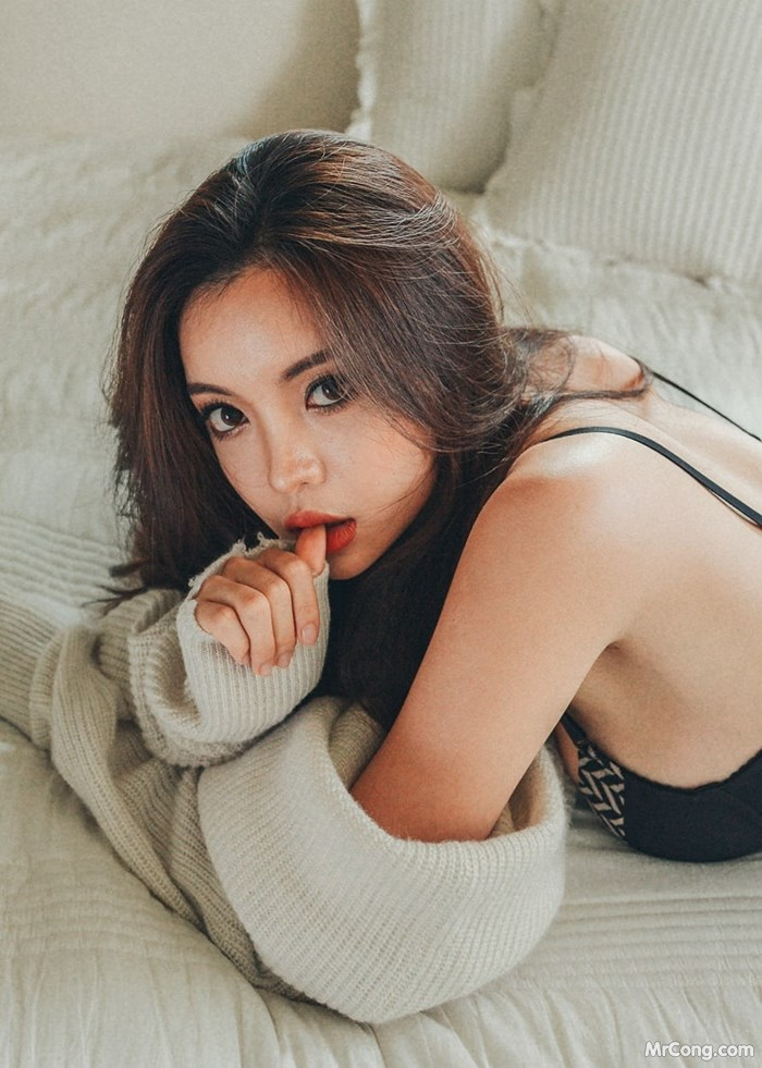 Image Korean-Model-Jin-Hee-012018-MrCong.com-007 in post Người đẹp Jin Hee trong bộ ảnh nội y, bikini tháng 01/2018 (355 ảnh)