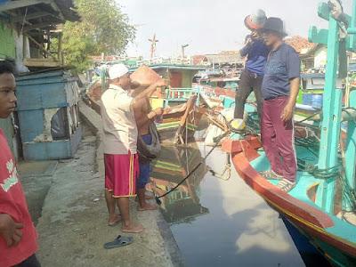 Nelayan Terdampar Sudah Pulang ke Kampung Halaman