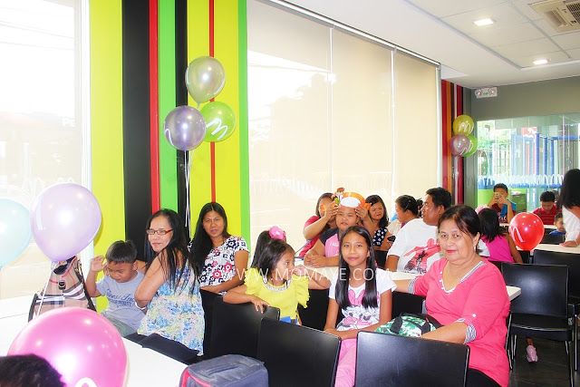 7th Birthday, McDonald's, McCelebration