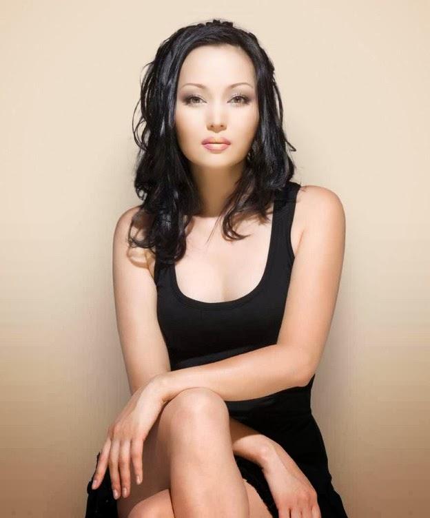 Beautiful Eurasian Women