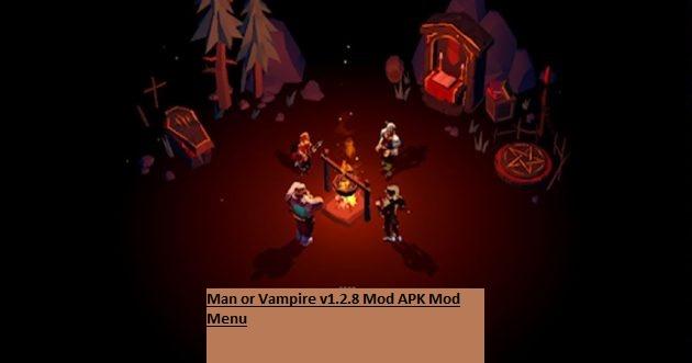 Man or Vampire v1.2.8 Mod APK Mod Menu