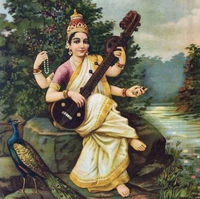 Saraswati Mata Images Hd