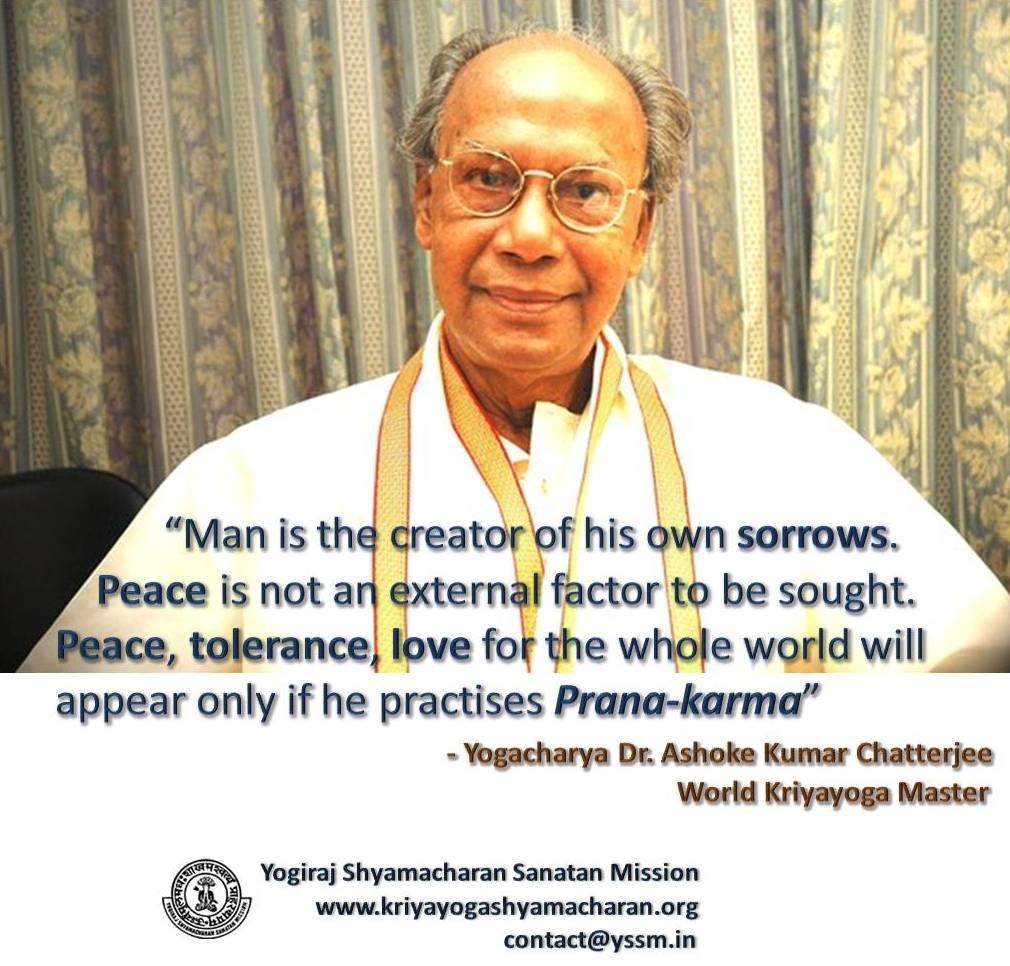 Yogiraj Sri Shyama Charan Lahiri Mahasaya and Kriya yoga