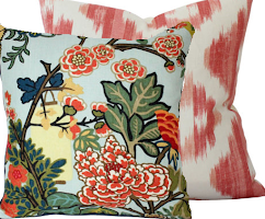 ALL DESIGNER FABRIC PILLOWS