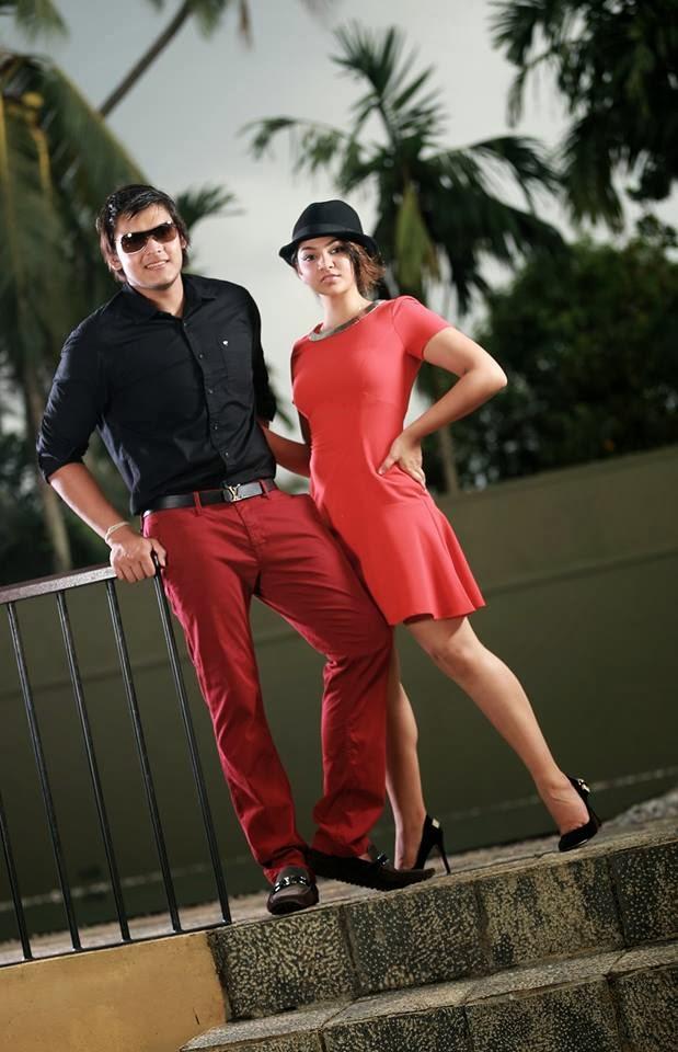 Gossip Lanka Rohitha Rajapaksa And His Girlfriend