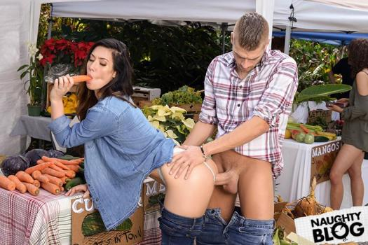Real Wife Stories – Eva Lovia: The Farmer's Wife