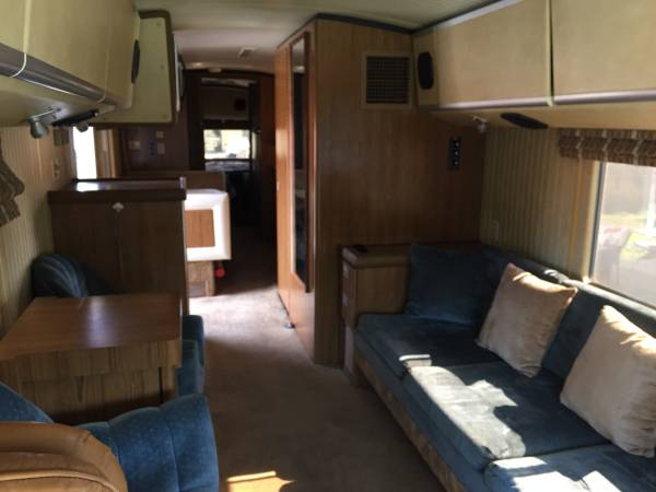 Used Rvs 1985 Bluebird Wanderlodge For Sale By Owner