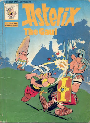 Download free ebook Asterix the Gaul pdf