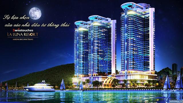 Tổng quan dự án La Luna Resort