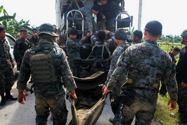 Islamic State Klaim Bertanggungjawab Baku Tembak di Filipina