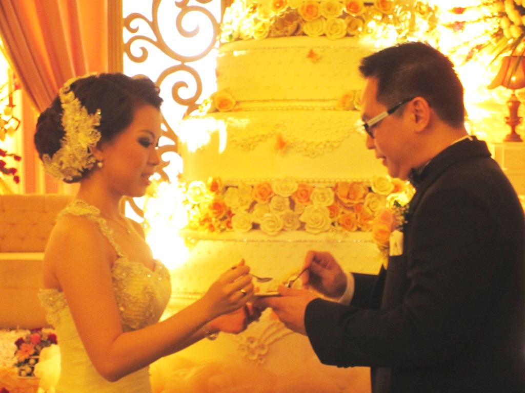 Bellas Wedding Cake Jeux De Cuisine
