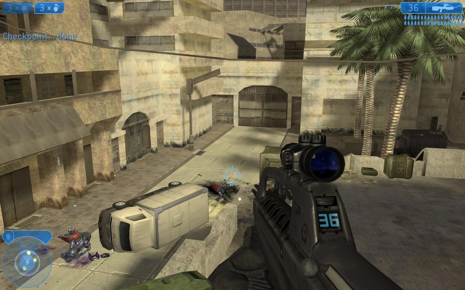 Halo 2 free download full version pc game setup.