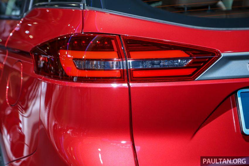 Gambar Proton SUV X70