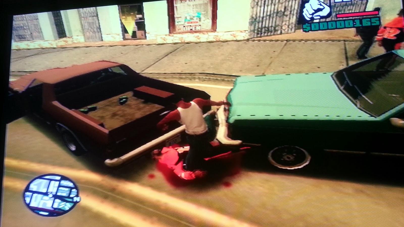 Corona Jumper: Grand Theft Auto: San Andreas (Playstation 2, 2004)