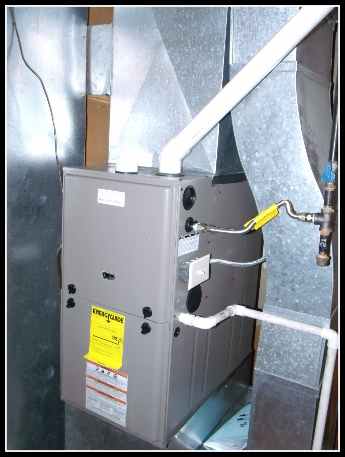 Cost of new natural gas furnace  Industrial electronic ...