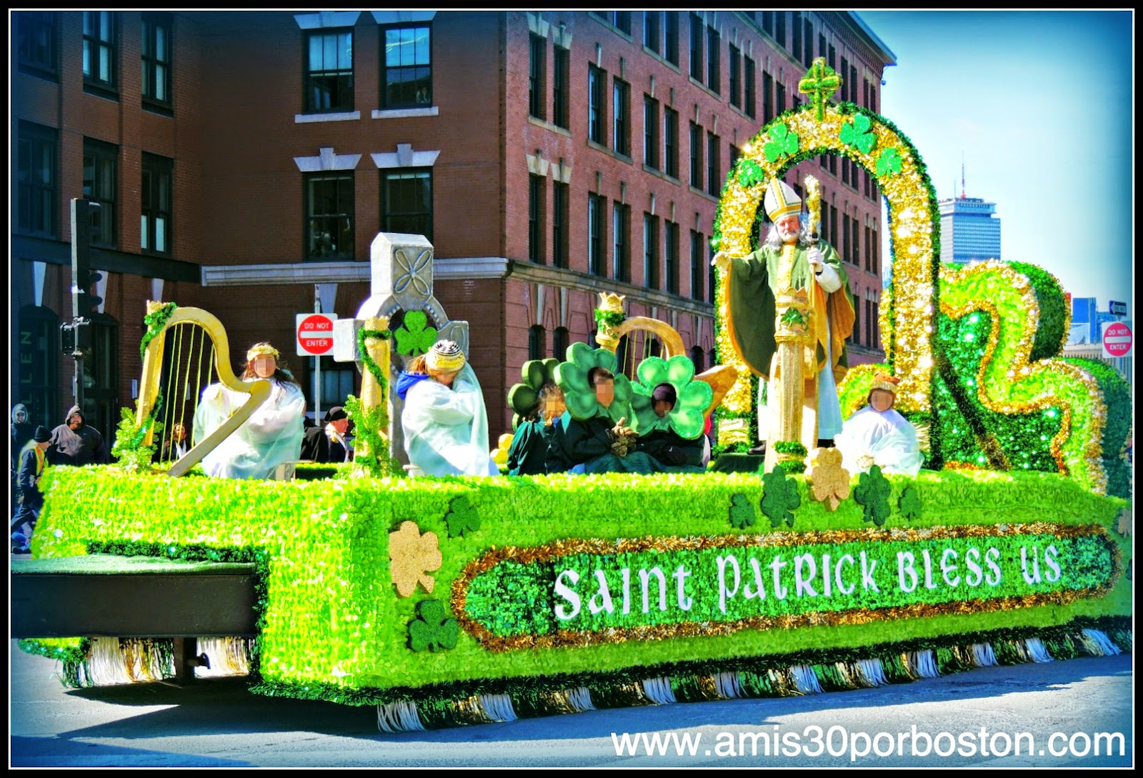 Saint Patrick en Boston