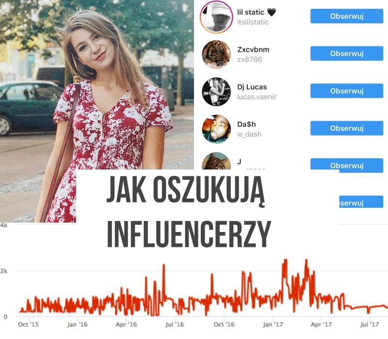 Jak oszukują influencerzy i jak to wykryć