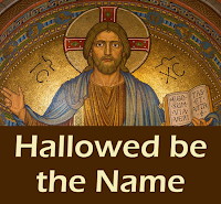 Hallowed be the name of Jesus, Holy is the Lamb Lord Jesus. Other kingdoms rise and fall, But You reigneth over all, Hallowed be the name of Jesus. 2  Worthy is the Lamb Lord Jesus Righteous I can stand in Jesus We were chained to death But then You raised us up again Worthy is the Lamb Lord Jesus, 3  Precious is the blood of Jesus Blessed Son of God Lord Jesus You have washed away our sin Given grace to enter in Precious is the blood of Jesus.