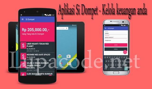 Aplikasi Si Dompet untuk Mengelola Keuangan Pribadi di Android