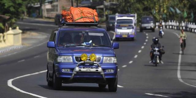 Tips Hemat Bensin Saat Mudik dengan Mobil Pribadi