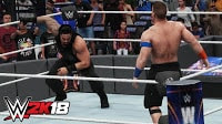 photos of the game play of the wwe 2k18 game for pc