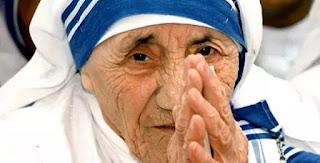 Novena de Madre Teresa de Calcutá à Virgem Maria