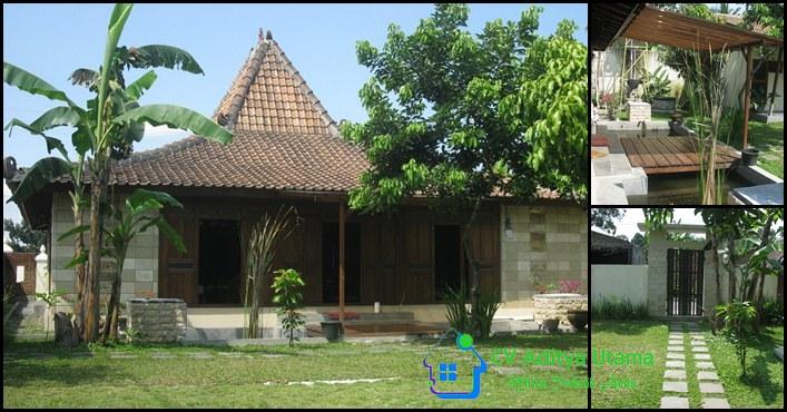Gambar Jasa Spesialis Membangun Rumah Jawa Siap Huni