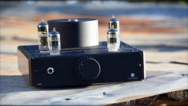Feliks Echo Tube AMP Review Photos Audiophile Heaven