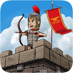 Game Grow Empire Roma Mod Apk Infinite Golds Terbaru