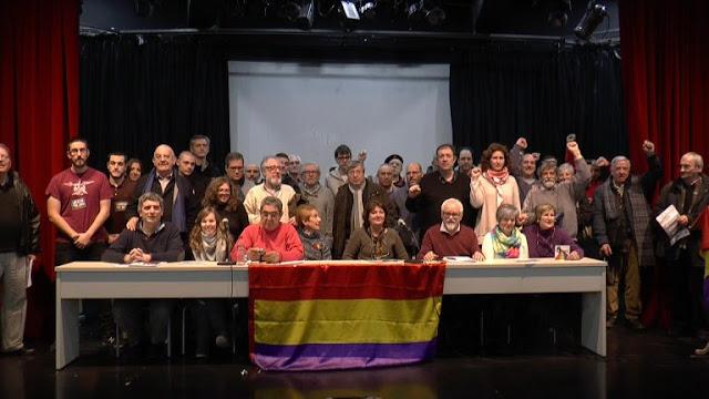 Madrid, 7 de abril. II Encuentro Republicano de la Comunidad de Madrid