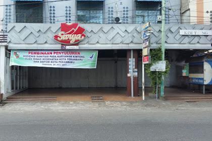 Cerita Walikota Pekanbaru Keracunan dan Muntah Setelah Makan Roti