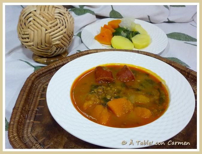 http://www.atableconcarmen.com/2012/02/lentejas-con-acelgas-y-calabaza.html