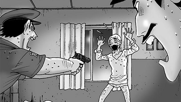Silent Horror chap 51: Chung cư