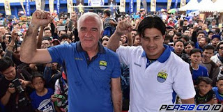 Mario Gomez Gunakan Piala Presiden sebagai Tolak Ukur Skuat Persib Bandung