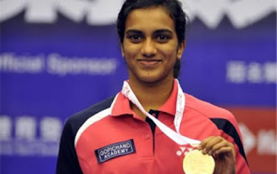 PV Sindhu Caste is Searching more on Web | Andhra News Daily