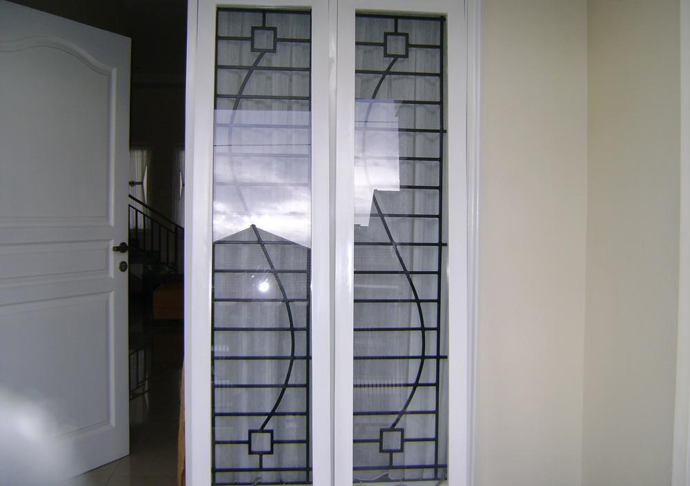 45 gambar model teralis jendela minimalis
